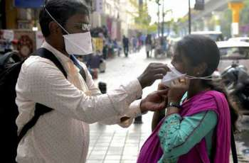 India records 265 new coronavirus deaths, 7,964 cases