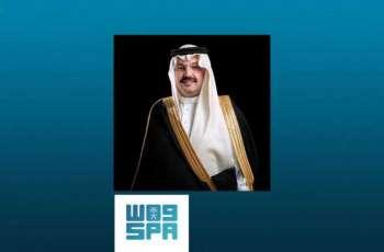 سمو الأمير تركي بن طلال يوجه باستمرار خدمة المواطنين والمقيمين عبر مركز الاتصال في الإمارة