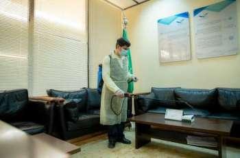 جامعة القصيم تتخذ عدداً من الإجراءات الاحترازية والوقائية لعودة آمنة لمنسوبيها إلى مقرات العمل