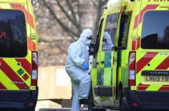 """بريطانيا تسجل 113 وفاة و1936 إصابة جديدة بـ""""كورونا"""""""