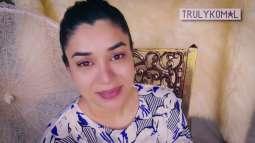 Komal Rizvi stars launches her YouTube Channel