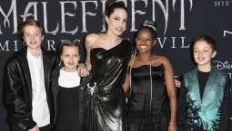 Zahara wins heart of her mother Angelina Jolie