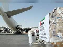 UAE sends medical aid to Iraqi Kurdistan in fight against COVID-19