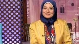 "وفاة مذیعة مصریة "" شیرین جمال "" اثر حادث المرور"