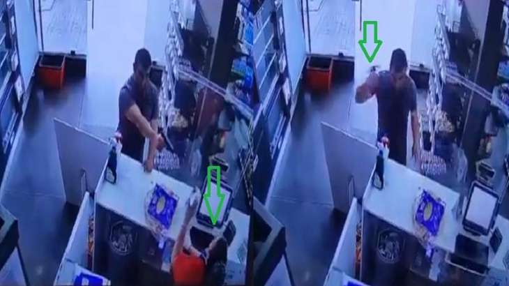شاھد فیدیو : ضابط بالجیش یعدم عشیقتہ و یقدم علي الانتحار مباشرة