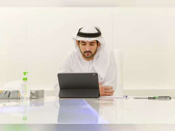 Dubai Crown Prince reviews preparations for Emirates Mars Mission