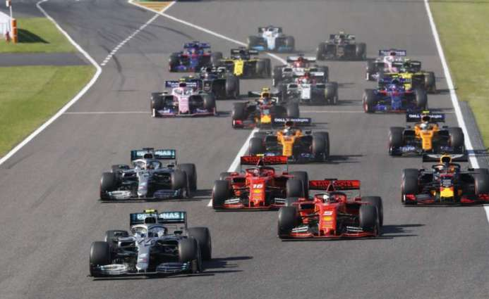 Organizers of Japan's F1 2020 Grand Prix Expect Race to Happen on Schedule