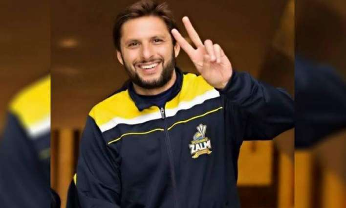 Shahid Afridi continues efforts to provide relief to poor people