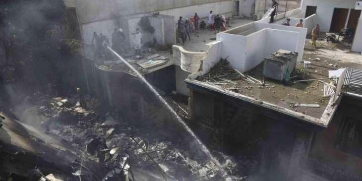 Pakistani Authorities Report 90 Casualties in Karachi Plane Crash - Reports