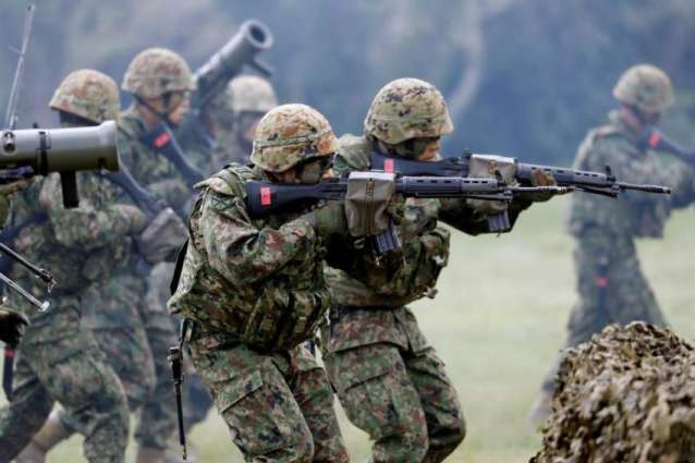 Japanese Land Forces' Drills Held With Reduced Force Over COVID-19 - Reports