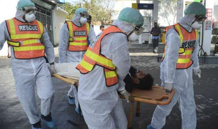 Pakistan reports 1, 356 deaths with 57, 705 cases of Coronavirus