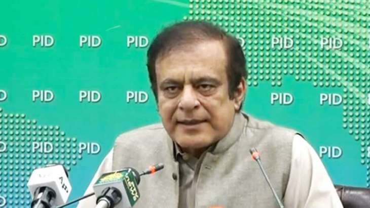 Shibli Faraz asks Maryam Nawaz not to link nuclear tests with her family