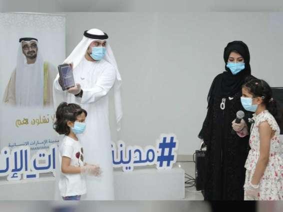 """""""مجلس شباب برنامج زايد للإسكان"""" ينظم مبادرة """"على خطى بوخالد"""" لزوار مدينة الإمارات الإنسانية"""