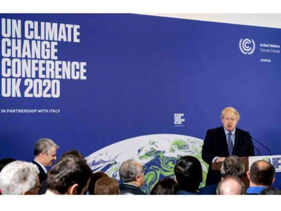 UN Confirms 1 Year Postponement of Glasgow's Climate Change Summit Amid Pandemic