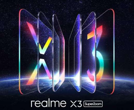 Realme reveals newest X3 with periscope zoom and 120Hz screen in Europe& Thailand