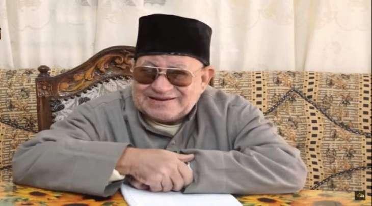 وفاة ھیئة کبار العلماء و أستاذ بجامعة الأزھر عبدالعزیز سیف النصر