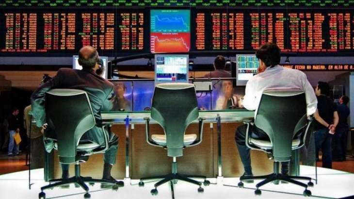 Russian Stock Indices Close Down on Friday, But End Week, Month in Green