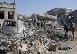 Houthis Say Saudi-led Coalition Launched Over 30 Airstrikes on 3 Yemeni Provinces