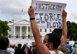 Tears and Rage in US Capital: Protests Reach White House
