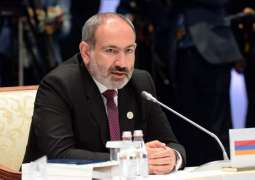 Armenian Prime Minister Nikol Pashinyan Says He, His Family Infected With COVID-19