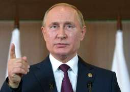 Putin Says 30 Days Needed From Announcement to Conduct of Constitutional Vote