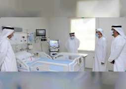 DHA establishes new medical isolation facility for COVID-19 patients