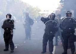 US Capital Quells Riots with Massive Security Deployment