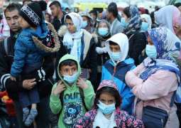 UNHCR Concerned Over Inadequate COVID-19 Measures in Greek Island Migrant Camps