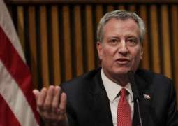 National Guard Should Not Be Deployed in New York City to End Riots - Mayor de Blasio