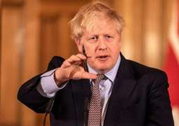 Johnson Says Global Vaccine Summit Should Be Moment of Unity Against COVID-19