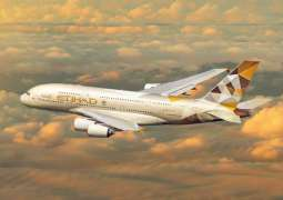 Etihad Airways to offer transfer flights connecting key cities