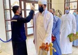 1377 جامعاً ومسجداً بمحافظة جدة تشهد إقامة صلاة الجمعة مع التزام المصلين بالإجراءات الإحترازية