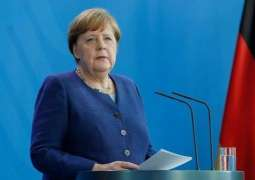 Germany's Merkel Calls for Resumption of Talks to Reach Political Settlement in Libya