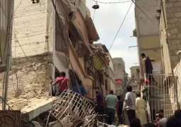 Two were people killed and 13 others injured in Karachi