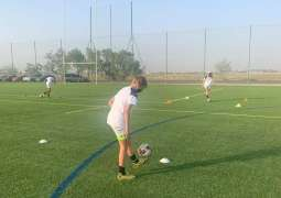 Dubai's top football academies back in business