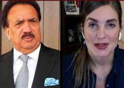Rehman Malik demands Rs 500 million in suit for damages against US blogger