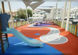 Abu Dhabi City Municipality develops 51 play areas worth AED19 mn