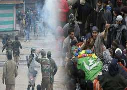 Indian troops martyr four more youth in occupied Kashmir, toll climbs to 9