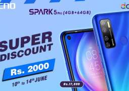 """Discounted Spark 5 Pro: TECNO's Pre-Hype Offer forDARAZ """"Mobile Week"""""""