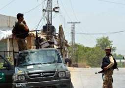 Two soldiers embrace martyrdom in Miran Shah