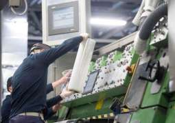 UK's Industrial Output Sees Largest Monthly Fall of 20.3% in April - Statistics Office