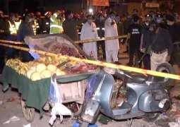 CTD issues initial investigation report on Friday blast in Rawalpindi