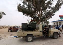 E. Libyan Forces Call for Labeling Erdogan War Criminal for Alleged Crimes by Loyal Forces