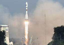 Russian Soyuz Launches From Kourou Space Center to Resume in October - Source