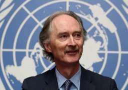 المبعوث الأممي لسوريا يطلع أعضاء مجلس الأمن على حيثيات الأزمة الإقتصادية المتفاقمة في سوريا