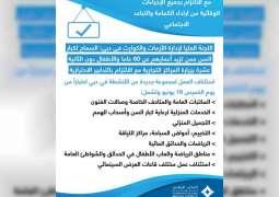 بتوجيهات محمد بن راشد .. العليا لإدارة الأزمات والكوارث في دبي تقرر استئناف العمل لمجموعة جديدة من الأنشطة الاقتصادية والثقافية والترفيهية