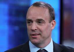 UK Foreign Secretary Raab Lauds Relations With France Ahead of Macron's Visit to London