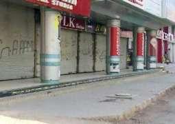 Sindh govt imposes smart lockdown in parts of Karachi