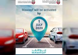 Mawaqif fees to resume in Abu Dhabi from July 1