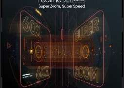 Realme X3 SuperZoom launching June 25th– 60x Hybrid Zoom Beyond Magnification